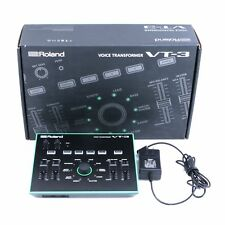 Roland VT-3 Voice Transformer Vocal Effects Processor w/ Box P-06826