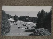 RPPC, Pool at the Grand Hotel Mackinac Island, Mich.