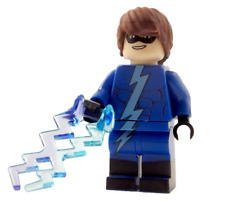 **NEW** LEGO Custom Printed - HE-LECTRIX THE INCREDIBLES - Pixar Minifigure