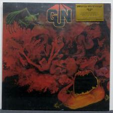 GUN (self titled) Ltd Edition 180g RED/SILVER Vinyl LP (60s Psych Hard Rock) NEW
