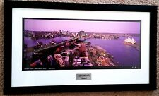 "Limited Edition Ken Duncan ""Twilight Sydney Harbor"" 146/2000 Original Photograph"