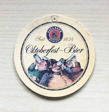 SOTTOBICCHIERE - BIRRA PAULANER MUNCHEN -  THE UNDER GLASS OF BEER
