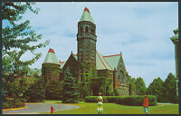 Chapel Slippery Rock State Teachers College Butler Co Pennsylvania PA postcard