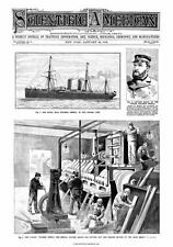 SCIENTIFIC AMERICAN 256 Complete Weekly Issues DVD 1893-1897 invention patents 8