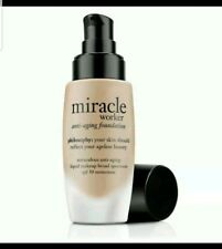 NEW PHILOSOPHY MIRACLE WORKER Fluid Makeup Foundation
