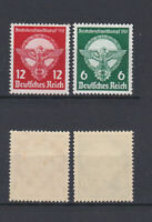 GERMAN REICH 1939 Young Workers Mint ** 490-491 (Mi.689-690)