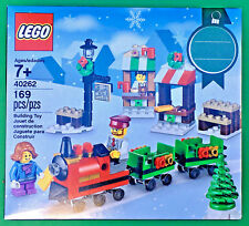 BRAND NEW SEALED LEGO 40262 CHRISTMAS TRAIN RIDE 2017 SOLD OUT 169 PCS FREE SHIP