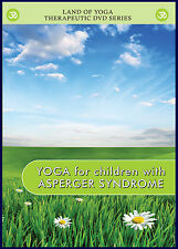 Yoga for Children with Asperger Syndrome Therapeutic DVD