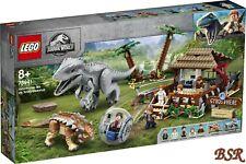 LEGO Jurassic World 75941 Indominus Rex vs. Ankylosaurus & 0.-€ Versand NEU OVP
