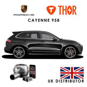 Porsche Cayenne 958 THOR Electronic Exhaust, 1 Loudspeaker UK
