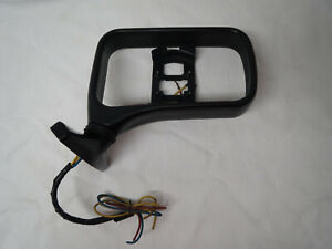 70-80's VINTAGE VITALONI RIGHT SIDE POWER MIRROR BASE FRAME Ferrari Lamborghini
