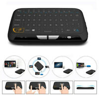 H18 2.4GHz Mini Wireless Tastatur Air Maus Touchpad fur Android/Smart TV Box