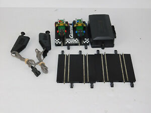 TMNT Carrera Go Controller Base, 2 Remotes and 2 Cars