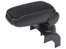 ARMREST + ASSEMBLY SET BLACK TEXTILE FOR VW GOLF MK5 V 03-08 JETTA MK3 III 05-10
