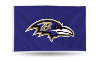 Baltimore Ravens 3' x 5' Flag Banner All Pro Design USA SELLER! Brand New!
