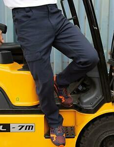 Arbeitshose Super Stretch Slim Chino | WORK-GUARD