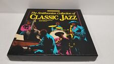 The Smithsonian Collection of Classic Jazz 5 CASSETTE Box Set by CBS 1987