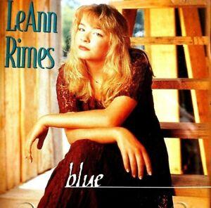 Leann Rimes - Blue  -  CD, VG