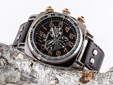 Big Watch Excellanc 42010412 black Herrenuhr
