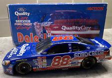 Action Nascar 1:24 Dale Jarrett 2000 Ford Quality Care Diecast Car Bank 1/2508