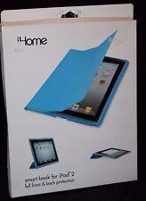 iHome Smart Book for iPad 2 - Blue / IH-IP1103N