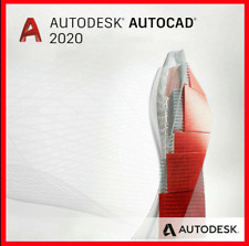 Autodesk AutoCAD 2020✅ Lifetime  For Windows ⚡  Fast delivery🔥