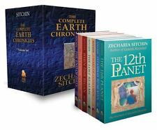 The Complete Earth Chronicles by Zecharia Sitchin (2014, Hardcover)