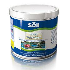 SÖLL Dr. Roths TeichKlar 500 g Wasserpflege für 10 000 Liter Teich Klar