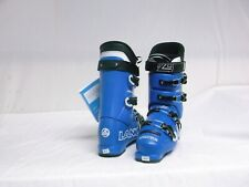 "Lange ""Rsj 60"" Blue Dh Ski Boots Youth Sz. 25.5 - New"