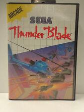 Master System-Thunder Blade (con embalaje original) 10632895