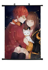 Anime Game Mystic Messenger 707 Luciel Choi Wall Scroll Poster Custom Posters