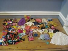 Ken and Barbie Accessories Clothing Pets Shoes 166 pc Lot