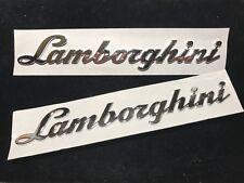 Lamborghini Car Truck Emblems Ebay