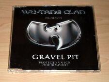 CD Maxi-Single - Wu-Tang Clan - Gravel Pit - Protect Ya Nack (The Jump Off)