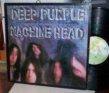 Deep Purple: Machine Head LP gatefold