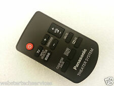NEU N 2 QAYC 000027 Panasonic Fernbedienung + Akku SC-HTB10EB SU-HTB500EB
