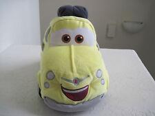 "9"" Disney Pixar Cars LUIGI YELLOW CAR Plush"