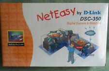 CAMERA DIGITALE NETEASY BY D-link dsc-350 webcam