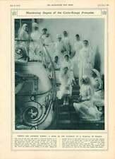 1916-Croix Rouge Croce Rossa Infermiere BATTAGLIA osservazione Mesopotamia IDROVOLANTE Tigris