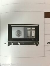 Unox  Ladenbackofen,Backofen,Heissluftofen,XF 013 Lisa, 3 x 460x330mm,LineMicro