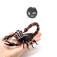 Real Simulation Animal Scorpion Infrared Remote Control Kids Toy Gift For Kids