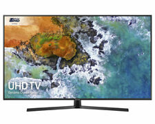 "Samsung UE43NU7400 43"" Dynamic Crystal Colour Ultra HD certified HDR Smart 4K TV"