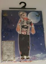 Boys Halloween Costume Zombie Monster Skeleton Zombie Horror Fancy Dress Outfit