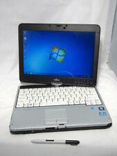 "Fujitsu LifeBook T731 12.1"" Tablet PC i5-2520M 2.5Ghz 4GB 160GB HDMI Win7 -READ"