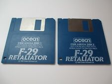 Commodore Amiga F-29 RETALIATOR [No Box or Instructions] Disk only.