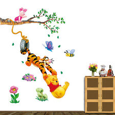 Baby Children Kids Bedroom Decoration Nursery Room Wall Sticker Tiger