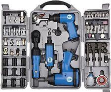 Güde 71-tlg. Druckluft-Geräte-Set 40401 Schlagschrauber etc. für Kompressor