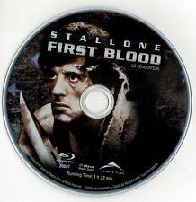 Rambo: First Blood (Blu-ray disc) Sylvester Stallone, Richard Crenna