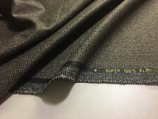 VITALE BARBERIS CANONICO - SUPER 120s FLANNEL suiting fabric, Price for 1 meter