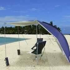 Awning Sun Shelter Auto Canopy Camper Trailer Tent Roof Top for Beach Camping